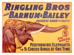 ringling-brothers-circus-performing-elephant-posters